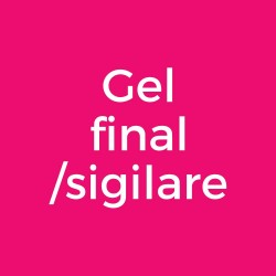 Gel final/sigilare