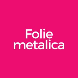 Folie fir metalic