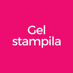 Gel color stampila matrita