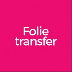 Folie transfer