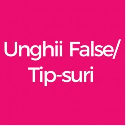 Unghii false / Tips-uri
