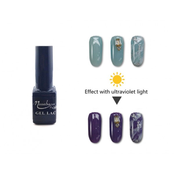 Gel Lac Light Effect 5ml #434 Gel Lac Light Effect
