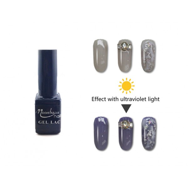 Gel Lac Light Effect 5ml #438 Gel Lac Light Effect