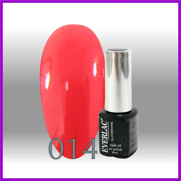Gel Lac Soak  Off 8 ml #014 Gel Lac Soak Off