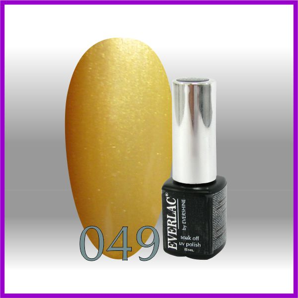 Gel Lac Soak  Off 8 ml #049 Gel Lac Soak Off