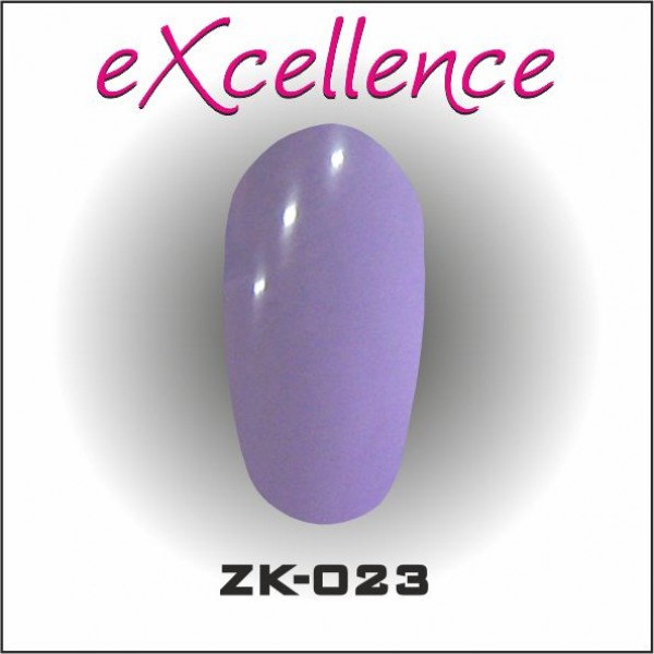 Gel color mat Excellence 5g #23 Gel color unghii Excellence
