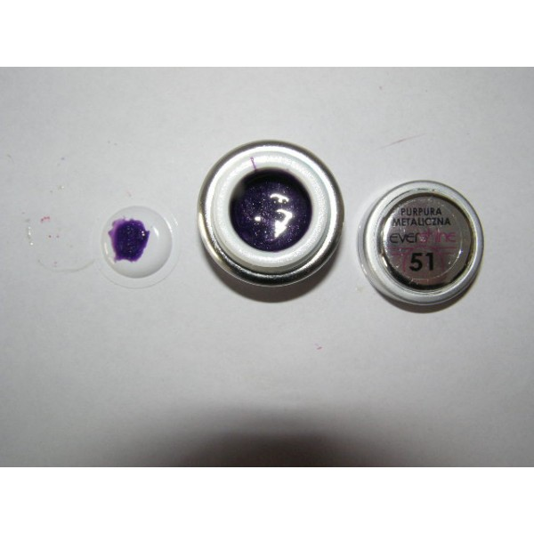 Gel color sidefat 5g #51 Gel color sifefat