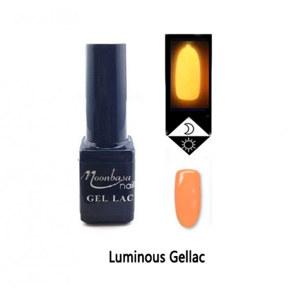Oja semipermanenta fluorescent 5ml #650 Gel Lac Fluorescent