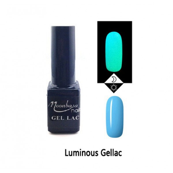 Oja semipermanenta fluorescent 5ml #632 Gel Lac Fluorescent