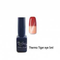 Oja Semipermanenta-	Gel Lac Thermo Tiger- eye